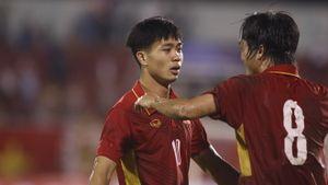 U22 Việt Nam – U22 Hàn Quốc: Quyết tâm lấy vé vào thẳng