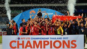 U15 Việt Nam vô địch giải đấu bị ghẻ lạnh nhất Đông Nam Á?