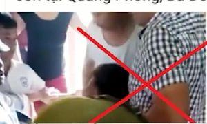 Cảnh giác trước thông tin 'bắt cóc trẻ em' trên mạng xã hội