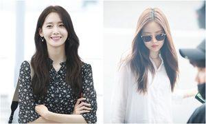 Black Pink, Yoon Ah chứng minh đẳng cấp thời trang ở sân bay