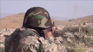 Quân đội Syria, Hezbollah truy kích phiến quân dọc biên giới Lebanon