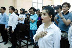 Nhà hát kịch TP.HCM kháng án, không chịu bồi thường cho Ngọc Trinh