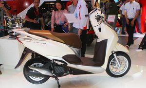 Honda Lead 125 với chìa khóa thông minh có giá bán 39,3 triệu đồng