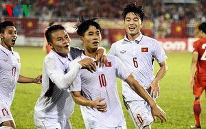 Clip: Cận cảnh 'siêu phẩm' solo của Công Phượng vào lưới U23 Hàn Quốc