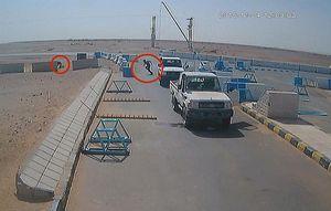 Video vụ quân nhân Jordan ngang nhiên bắn chết 3 lính Mũ nồi xanh Mỹ