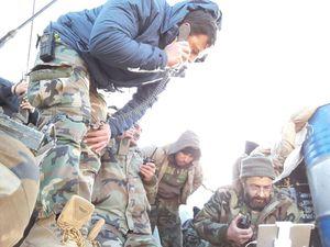 Quân đội Syria sắp tung đòn dứt điểm thị trấn phiến quân ven Damascus (video)