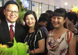 Chuyện về 'thuyền trưởng' Lê Anh Vinh của đoàn Olympic Toán Việt Nam