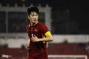 Xuân Trường tập trung cùng U22 Việt Nam đến hết SEA Games