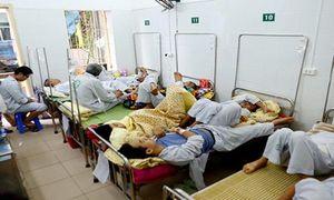Hà Nội: sốt xuất huyết diễn biến phức tạp, khẩn cấp phân luồng bệnh nhân