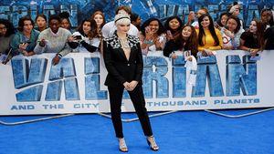 Bỏ nghiệp người mẫu, Cara Delevingne chuyển sang đóng phim
