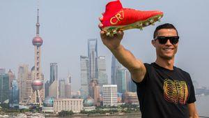 Thượng Hải nóng cực đỉnh vì Cristiano Ronaldo