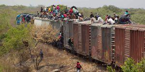 Thảm kịch buôn người bằng 'lò nướng di động' ở Mỹ