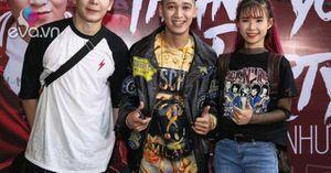 Trước mặt bà xã Khởi My, Kelvin Khánh vẫn ôm ấp nam ca sĩ Tronie Ngô