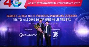 MobiFone được người dùng bình chọn 'Nhà mạng có chất lượng dịch vụ 4G tiêu biểu'