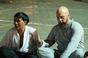 Màn giao đấu dữ dội của môn sinh Karate Shorin-ryu