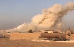 Quân đội Iraq cho nổ tung nhà máy sản xuất bom của IS ở Mosul