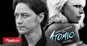 'Giáo sư X' (X-Men) là cộng sự đắc lực của 'điệp viên' Charlize Theron