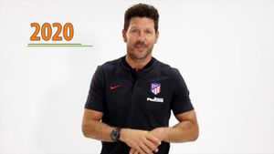 Diego Simeone gia hạn hợp đồng với Atletico Madrid