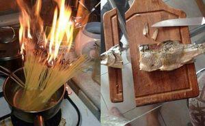 'Nhật ký nàng dâu' chém cá bay cả thớt, nấu canh thủng cả nồi