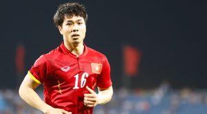 Công Phượng lọt top những chân sút tốt nhất vòng loại U23 châu Á
