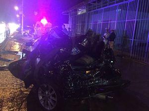 Tai nạn giao thông khiến 2 cán bộ CSGT tử vong: Công an huyện báo cáo vụ việc
