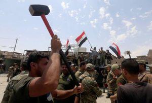 Chọn nơi hẻo lánh, xưởng sản xuất bom của IS vẫn bị quân đội Iraq tìm ra và nổ tung