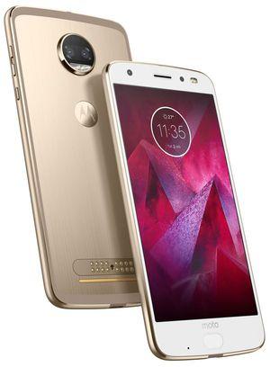 Motorola ra mắt điện thoại Moto Z2 Force