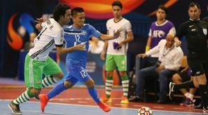 Thái Sơn Nam vào bán kết giải futsal châu Á