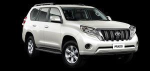 Lấy trộm Toyota Land Cruiser Prado trong 3 phút