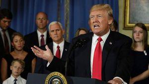 Thượng viện Mỹ thông qua lệnh trừng phạt Nga, Iran, Triều Tiên