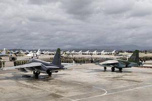Không quân Nga tiếp tục đóng tại Syria trong 49 năm nữa