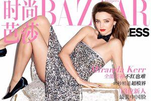 Miranda Kerr: Thiên thần nội y xinh đẹp 'đốn tim' các tỷ phú