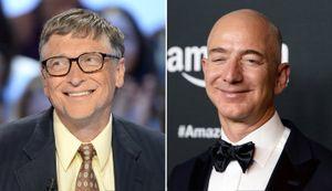 Tỷ phú Bill Gates lấy lại ngôi giàu nhất thế giới sau vài giờ