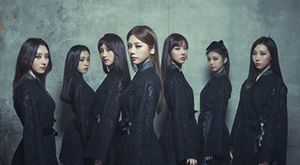 Nhóm nữ tân binh Kpop bất ngờ lọt bảng xếp hạng iTunes Mỹ