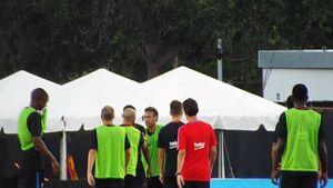 Fan Barca đòi đuổi Neymar sau sự cố trên sân tập