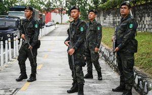 Đoàn Thị Hương lần đầu xuất hiện trước Tòa cấp cao Malaysia