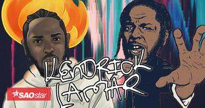 Kendrick Lamar - Chủ nhân của 8 đề cử tại VMAs 2017 là ai?