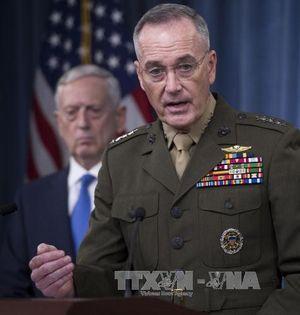Tổng thống Mỹ muốn có giải pháp quân sự với Triều Tiên nếu ngoại giao thất bại