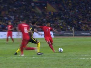 Video, kết quả bóng đá U22 Malaysia - U22 Singapore: Hai siêu phẩm, ngược dòng kịch tính