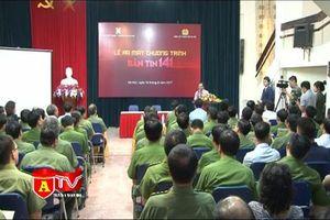 Ra mắt 'Bản tin 141' trên Đài PT-TH Hà Nội