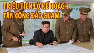 Triều Tiên bất ngờ lộ kế hoạch tấn công tên lửa