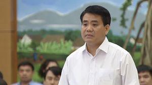 Chủ tịch TP. Hà Nội nhận trách nhiệm việc chậm xử lý nhà 8B Lê Trực