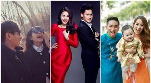 Ghen tỵ với cuộc sống hạnh phúc của các cặp đôi nghệ sĩ trẻ Việt