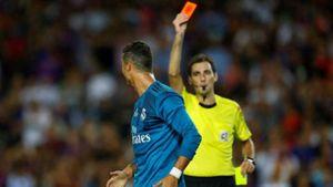 Real kháng cáo thất bại, Ronaldo vẫn bị cấm thi đấu 5 trận