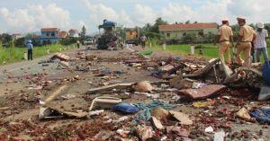 Clip: Lời kể nhân chứng vụ tai nạn 11 người thương vong ở Bình Định