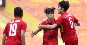 Clip: U22 Việt Nam 'vùi dập' U22 Campuchia trong... 7 phút