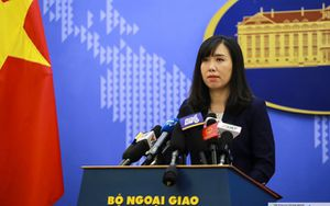 Bộ Ngoại giao: Việt Nam mua sắm trang thiết bị quốc phòng là việc làm bình thường để bảo vệ đất nước