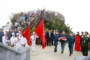 Chào cờ trên Nóc nhà Đông Dương - Những cảm xúc khác biệt