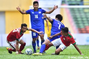 Video trực tiếp U22 Indonesia vs U22 Philippines bảng B SEA Games 29