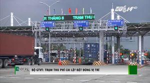 Bộ GTVT khẳng định trạm BOT Cai Lậy đặt đúng vị trí